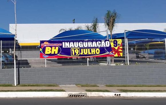 f86c05c2c Loja está localizada na principal avenida da cidade e tem excelente acesso.  (Foto: Lagoadaprata.com/Divulgação).